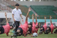 Shin Tae-yong: Pemain Timnas U19 Tak Punya Ruang untuk Latihan