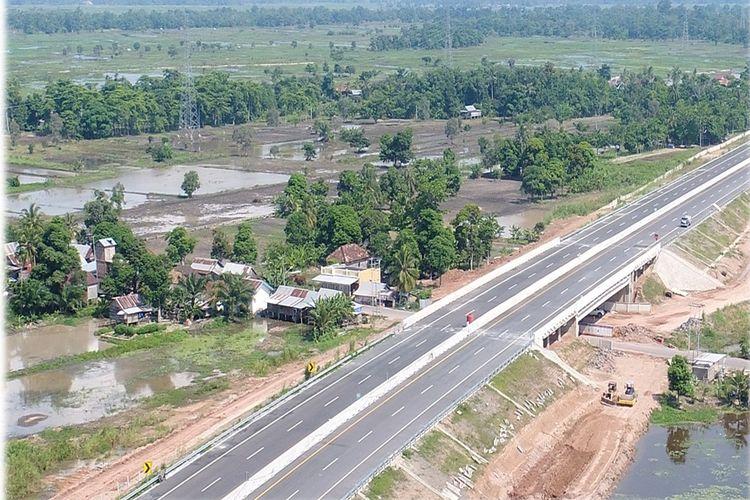 Tol Kayu Agung-Palembang-Betung Seksi 1 resmi beroperasi mulai Rabu (1/4/2020) pukul 07.00 WIB.