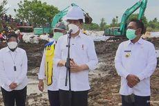 Jokowi Pastikan Rumah Warga Terdampak Jebolnya Tanggul Citarum Segera Diperbaiki