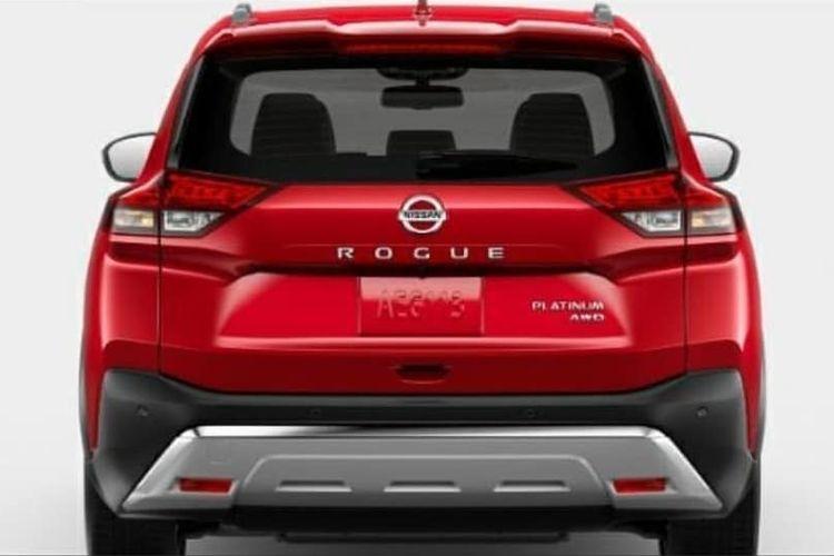 Bocoran gambar Nissan X-Trail terbaru