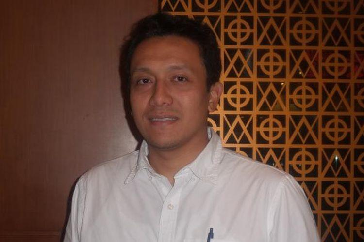 Staf Khusus Presiden Diaz Hendropriyono.