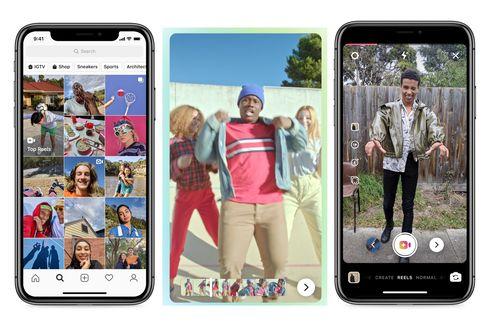 Mengenal Apa Itu Instagram Reels, Fitur Baru yang Disebut-sebut Mirip TikTok