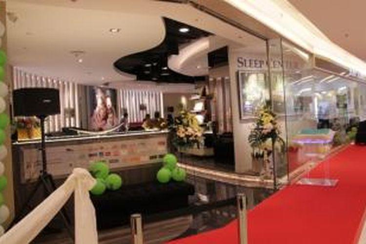 Diresmikan pada Sabtu (15/3/2014) lalu, Jeffri mengatakan, pembukaan di Baywalk Mall diharapkan bisa mendekatkan pasar di area Jakarta Utara. Dia mengatakan, Sleep Center ini memiliki area khusus untuk display Protect A Bed, mattrass protector terbaik produksinya.