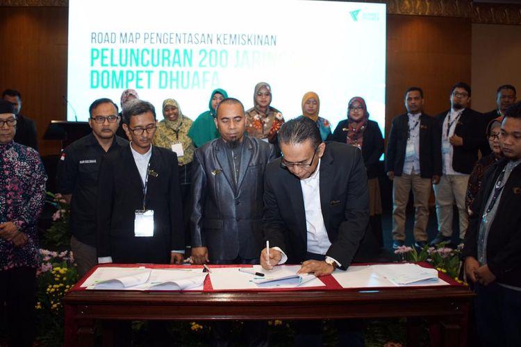 Perluas Jangkauan, Dompet Dhuafa Buka 200 Zona Layanan di 34 Provinsi