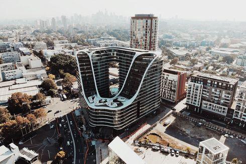 Apartemen Terbaik Dunia yang Dibangun Orang Indonesia, Resmi Dibuka