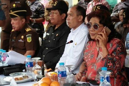 Respons Protes Nelayan, Menteri Susi Beberkan Langkah KKP Selama Masa Transisi
