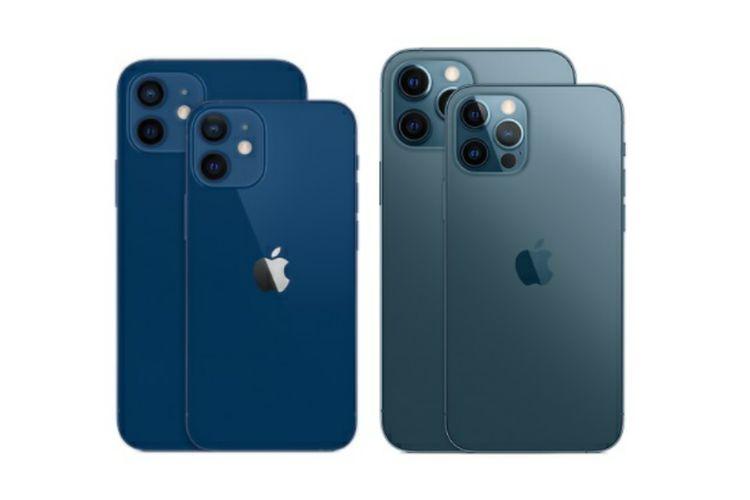 Lini iPhone 12