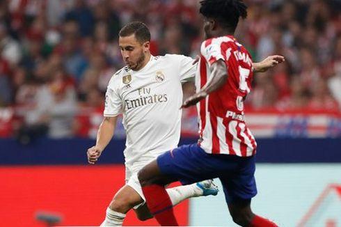 Lama Absen, Hazard Segera Kembali Bela Real Madrid