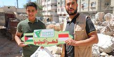 Peduli Warga Palestina, Dompet Dhuafa Salurkan 1.500 Paket