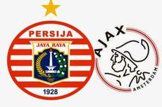 Susunan Pemain Persija Vs Ajax Amsterdam