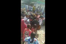 Patung Tani dan Pancasila di Polewali Dihancurkan Orang Tak Dikenal