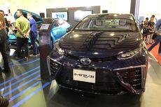 Toyota Siapkan Satu Lagi Mobil Ramah Lingkungan