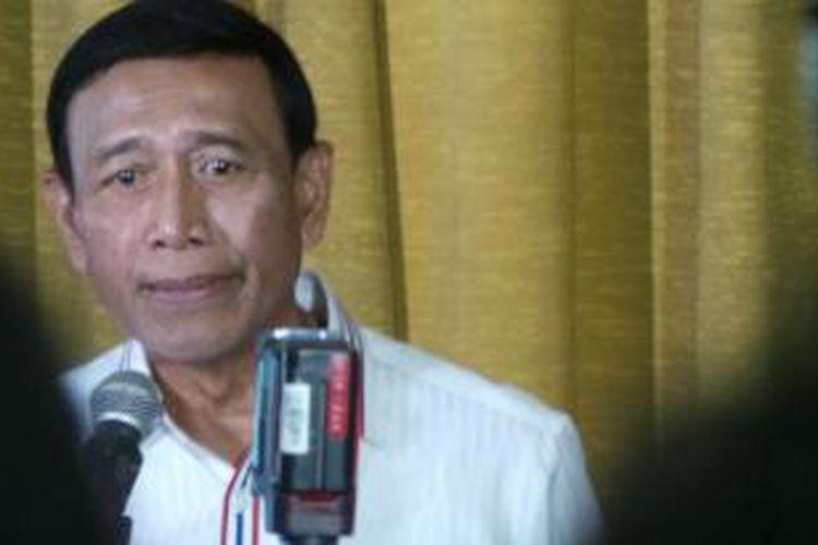 Mantan Panglima ABRI, Jenderal (Purn) Wiranto.