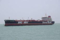 Kapal Tanker Inggris yang Ditangkap oleh Iran Bersiap Berlayar