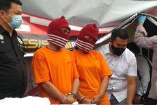 Pasutri Tertangkap Bawa 10 Kg Sabu, Upah Kurir Belum Dibayar, Terancam Hukuman Seumur Hidup