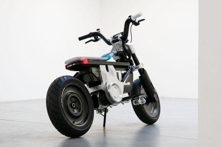 BMW Motorrad Concept CE02
