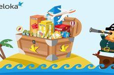 Traveloka Berbagi Harta Karun untuk Libur Akhir Tahun