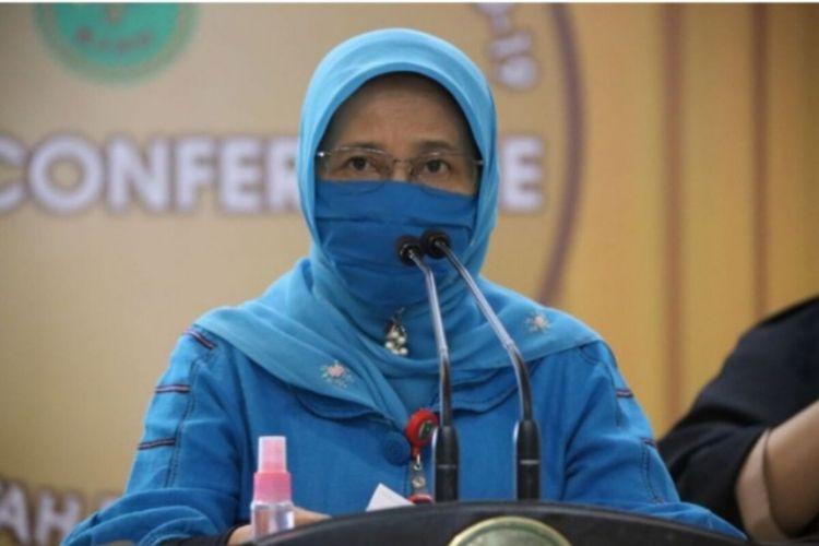 Kepala Dinas Kesehatan Riau Mimi Yuliana Nazir