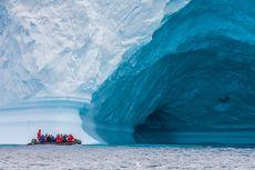 Gunung Es Sebesar Kota London Runtuh dari Lapisan Es Antartika