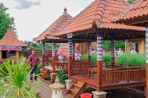 Kitagawa Pesona Bali, Tempat Wisata Bernuansa Pulau Dewata di Wonogiri