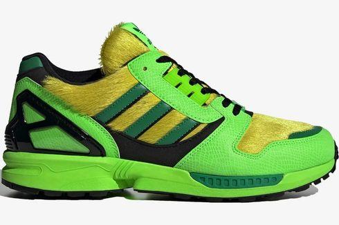 Kolaborasi Atmos x Adidas Hasilkan Sneaker Keren Berbulu