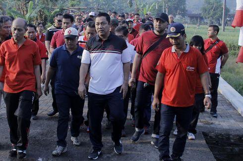 Wali Kota Semarang Prihatin dengan Tumpukan Sampah di Saluran Air