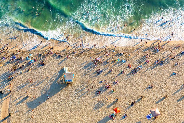 Santa Monica, Los Angeles, Amerika Serikat