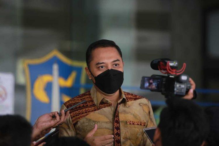 Wali Kota Surabaya Eri Cahyadi