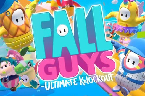 Fall Guys: Ultimate Knockout, Game Battle Royale Kocak yang Naik Daun