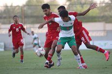 Timnas U16 Indonesia Kalah Lagi dari UEA