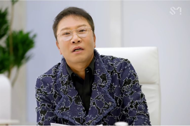 Pendiri SM Entertainment Lee Soo Man