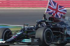 Hasil F1 GP Rusia: Atasi Cobaan Cuaca, Hamilton Petik Kemenangan Ke-100