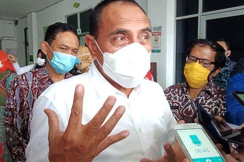 Wali Kota Medan Nonaktif Divonis 6 Tahun Penjara, Edy Rahmayadi Pilih Mendoakan agar Kuat
