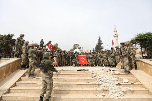 Sisir Sisa Ranjau di Afrin, Tiga Tentara Turki Tewas