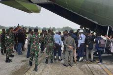 TNI Siapkan Tiga Hercules untuk Kembalikan Pengungsi ke Wamena