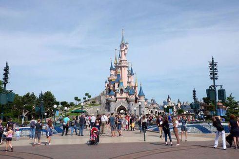 Perancis Lockdown Lagi, Disneyland Paris Kembali Tutup
