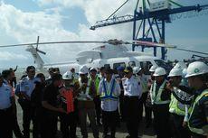 Menhub Budi Karya Kaget Lihat Pelabuhan Makassar yang Setara Surabaya