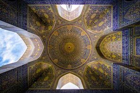 Indahnya Kerumitan Arsitektur Iran