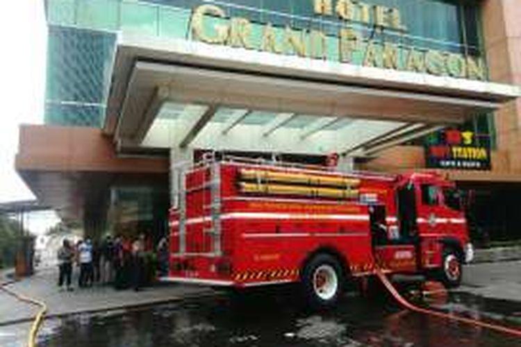 Korban Tewas Kebakaran Hotel Grand Paragon Bertambah Jadi 2 Orang