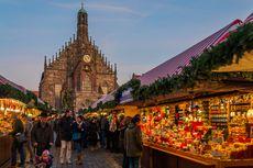 Untuk Pertama Kalinya, Pasar Natal Nuremberg Jerman Dibatalkan Sejak PD II