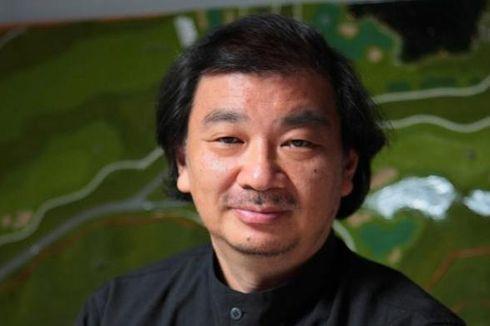 Atas Nama Kemanusiaan, Shigeru Ban Menangkan