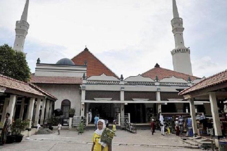 Pengurus Masjid Luar Batang, Penjaringan, Jakarta Utara, Minggu (11/9/2016), menolak dua sapi sumbangan Gubernur DKI Jakarta, Basuki Tjahaya Purnama alias Ahok.