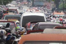 Populasi Kendaraan Bermotor di Indonesia Tembus 104,2 Juta Unit