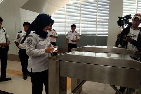 Uji Operasi, LRT Palembang Gratis untuk ASN dan Anggota TNI/Polri