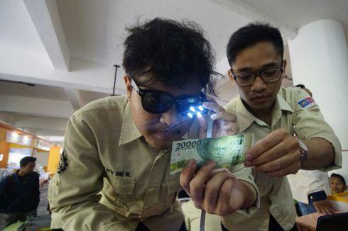 Mahasiswa UMM Ciptakan Pendeteksi Uang bagi Tunanetra