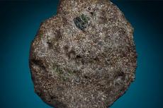 Berumur 4,6 Miliar Tahun, Ini Rupa Batu Vulkanik Tertua di Tata Surya