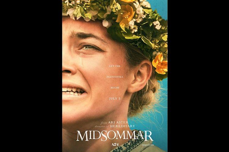 Poster film Midsommar.