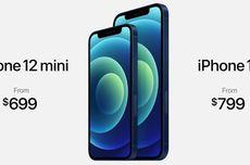 Harga iPhone 12 dan 12 Mini yang Diumumkan Apple Ternyata
