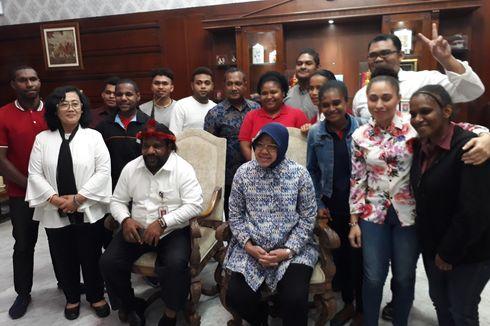 2 Saksi Lihat 2 Perusak Bendera Merah Putih di Depan Asrama Mahasiswa Papua di Surabaya