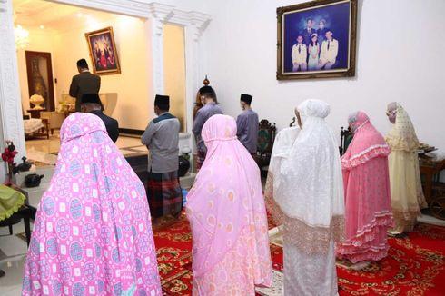 Palembang Zona Merah, Wali Kota Jadi Imam Shalat Id di Rumah Pribadi